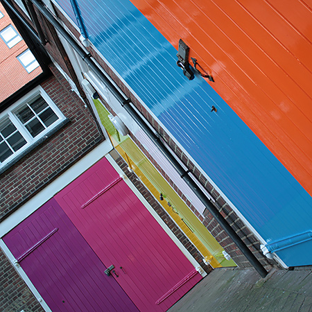 Launchpad-doors