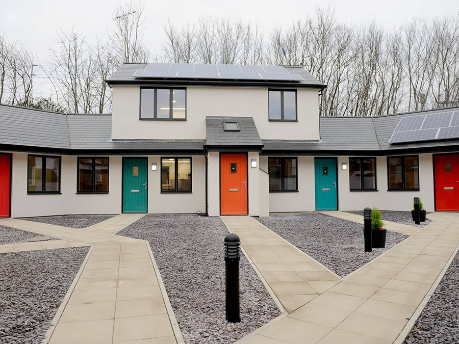 First residents move into Launchpad's new long-term homes