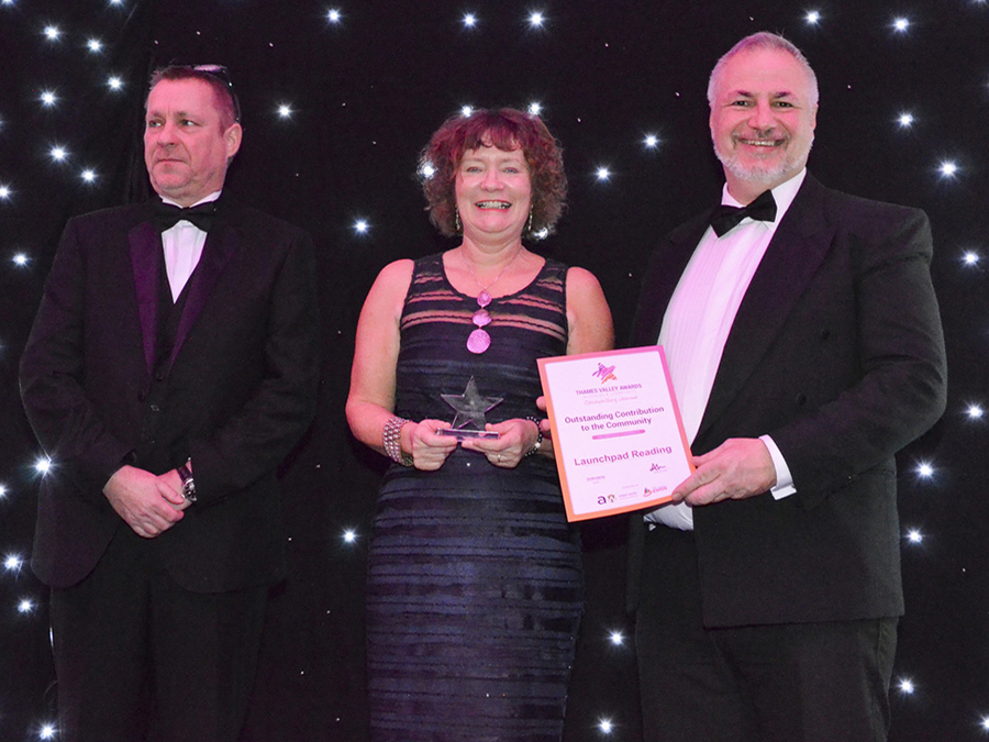 Launchpad wins 'Outstanding Contribution to the Community' award
