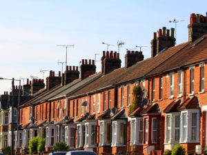 housing on street