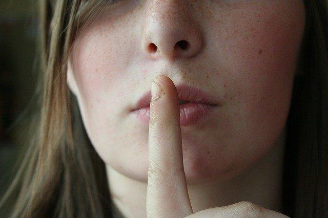 Sponsored silence