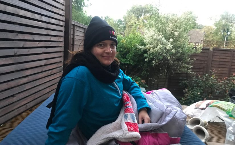 Big Sleep Out at home raises double the fundraising target
